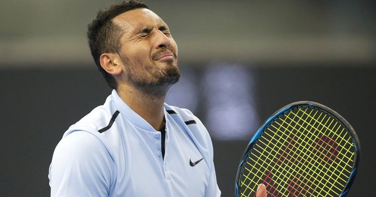 I was not strong enough to continue: 'Unwell' Kyrgios apologises for Shanghai walkout