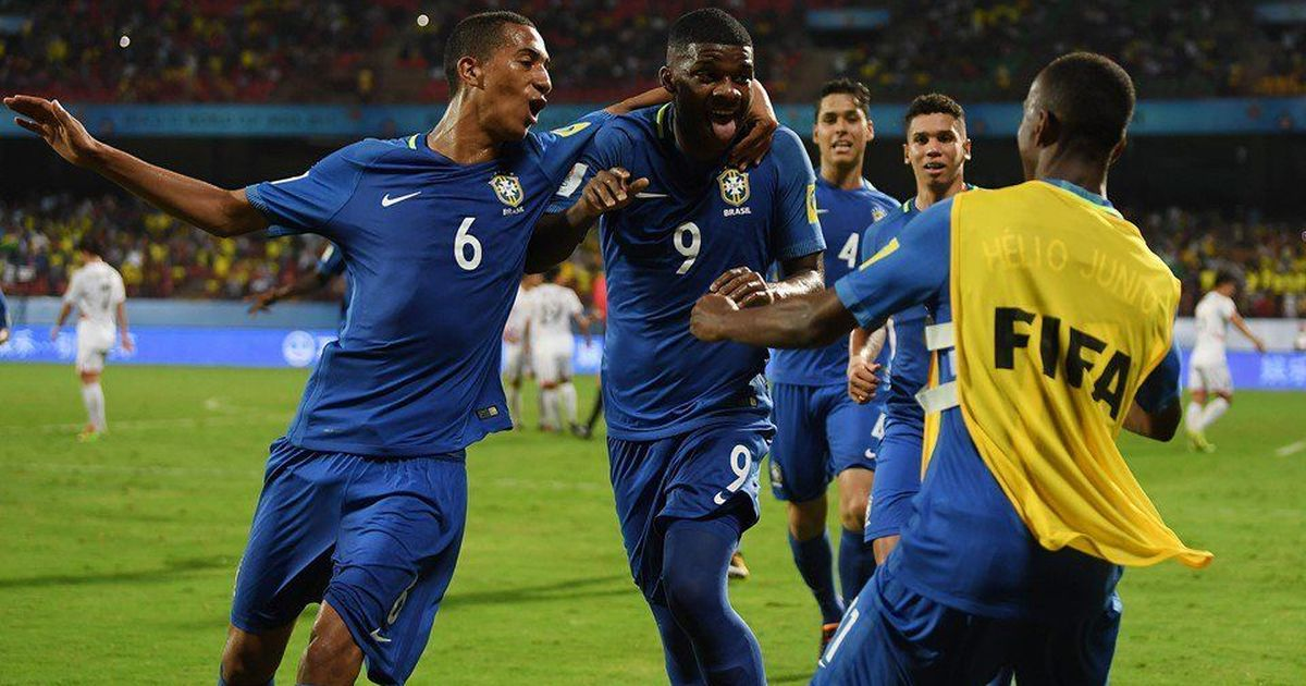 Fifa U-17 World Cup: Brazil book knockout berth, Spain thrash Niger 4-0
