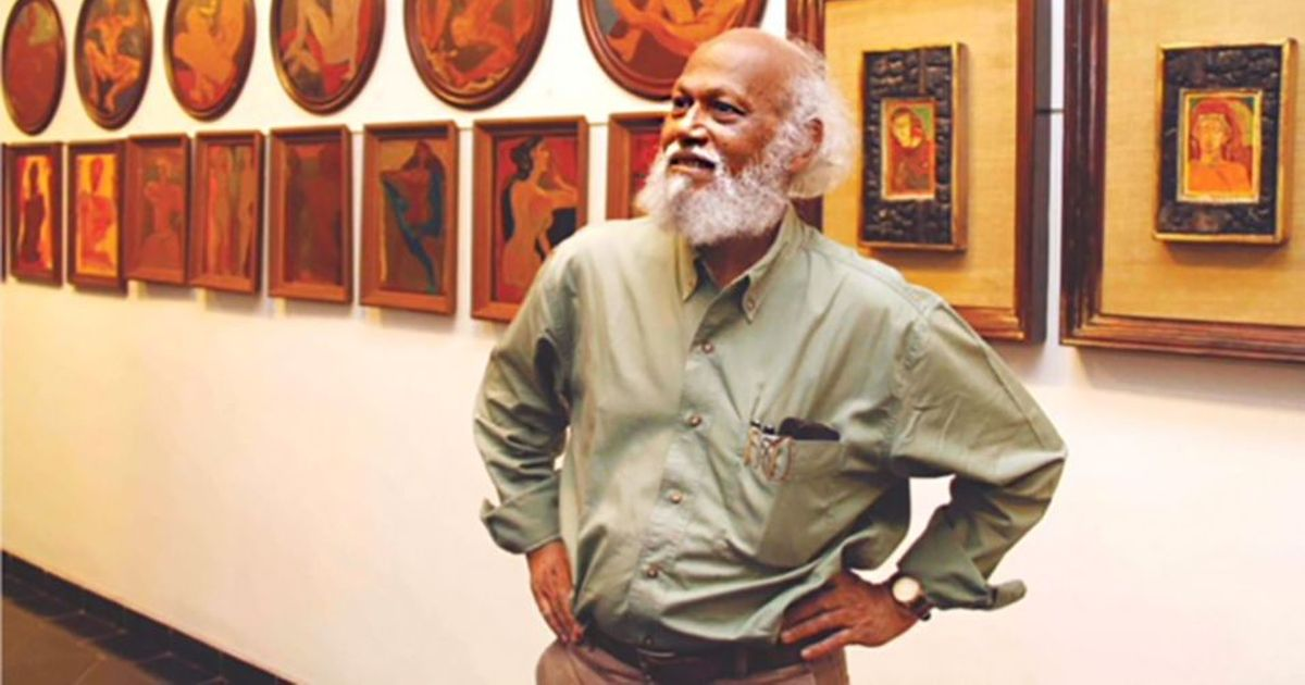 'I do my own thing': Artist Jatin Das explains what makes his work so distinct