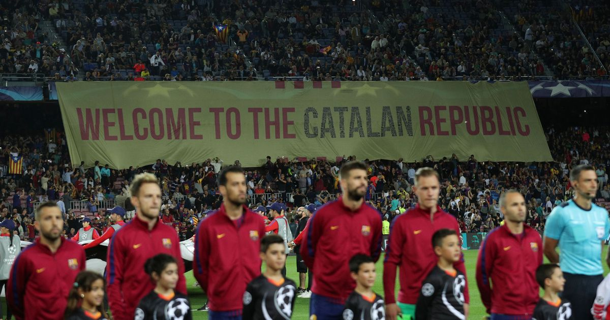 The major questions that lie ahead for FC Barcelona in case Catalonia gains independence