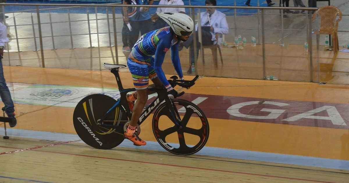 India add two more golds to their tally at Track Asia Cup, maintain top spot