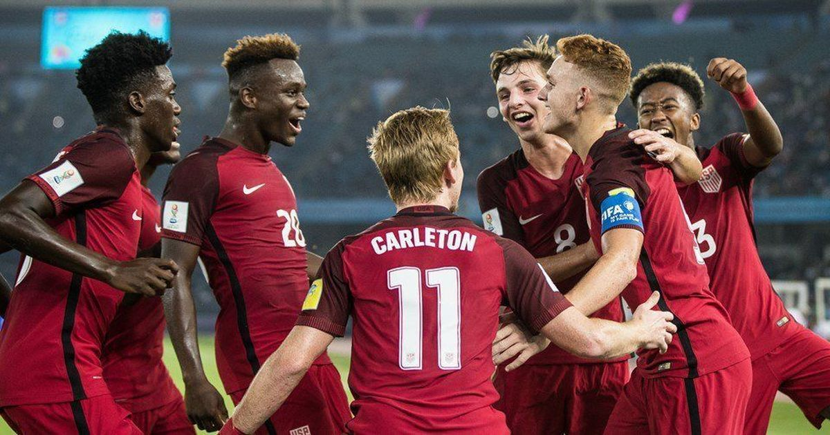 Hopes pinned on us after nation's failure to reach 2018 World Cup, says USA U-17 team coach