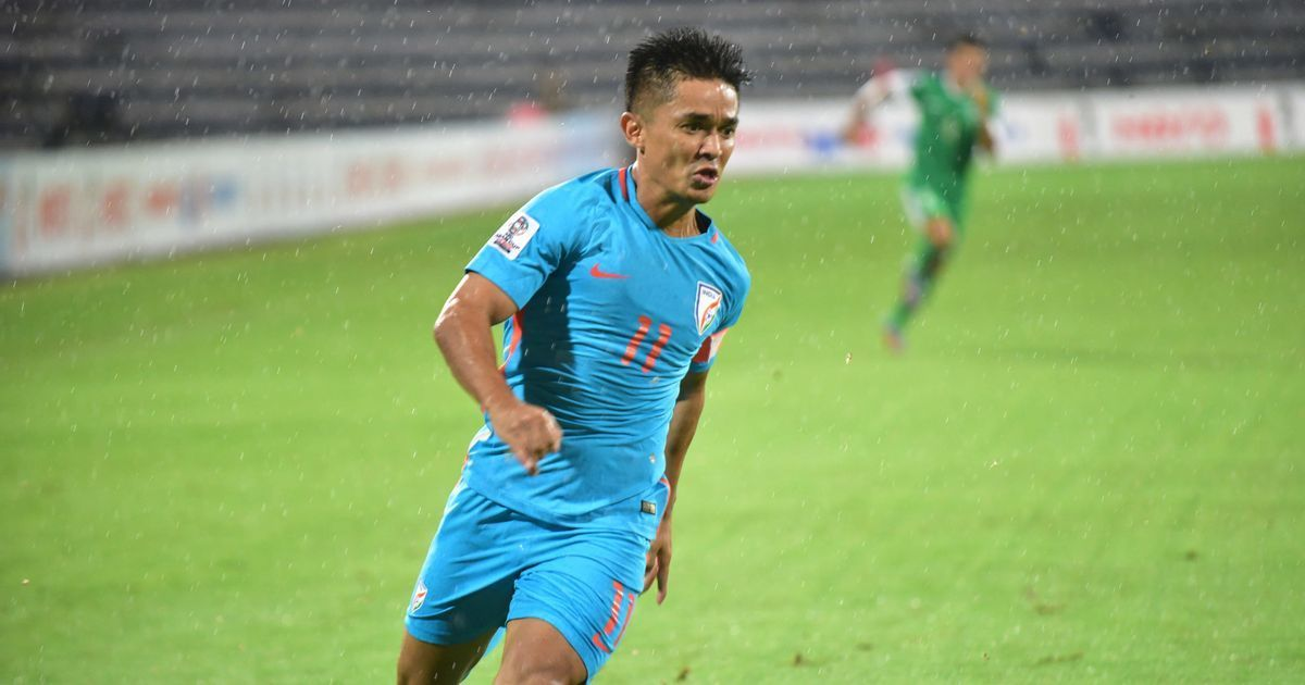 'The more the youngsters push their seniors, the better it is for the squad': Sunil Chhetri