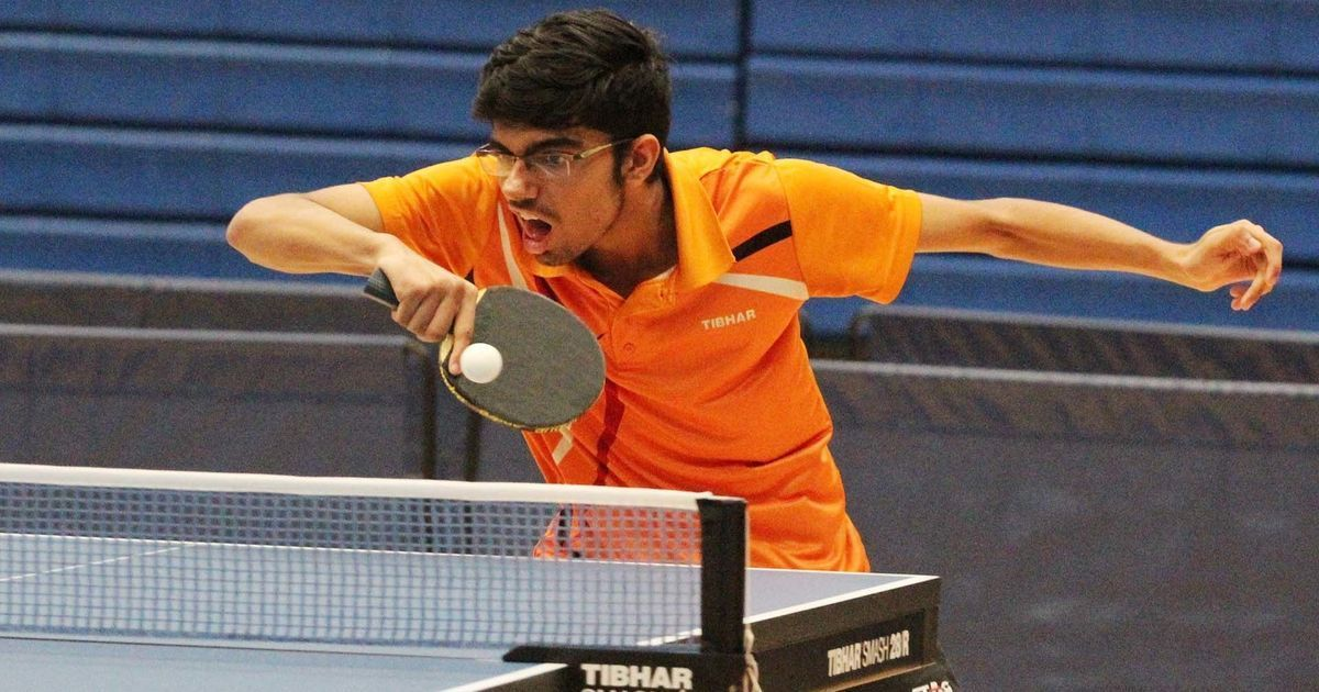 Table tennis: Manav Thakkar reaches Junior Worlds quarter-final in singles and doubles