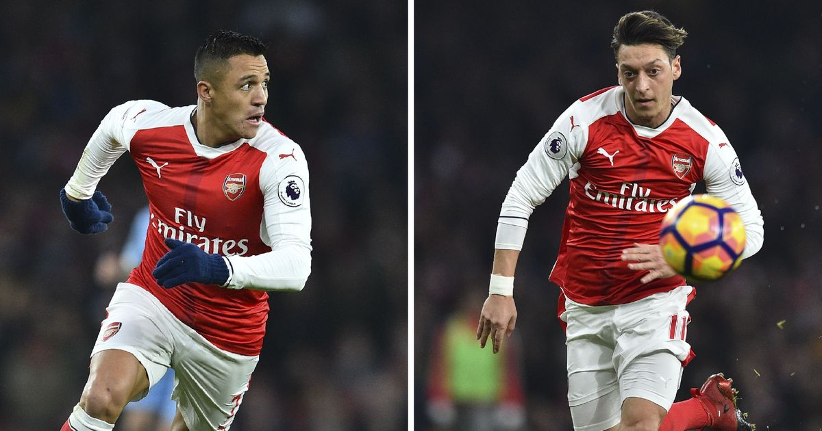 'It is possible': Wenger open to selling Ozil, Sanchez in January