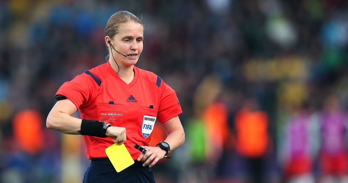 Esther Staubli set to be first female referee to officiate at Fifa U-17 World Cup