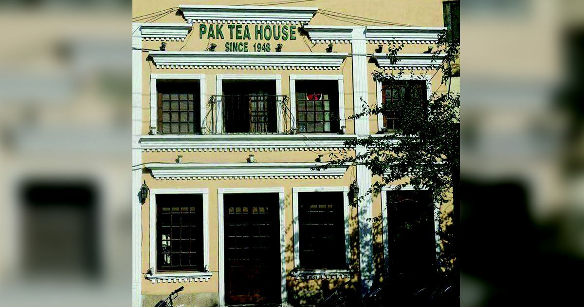 Over cups of tea and conversation at Pak Tea House, Lahore emerged as a cultural capital