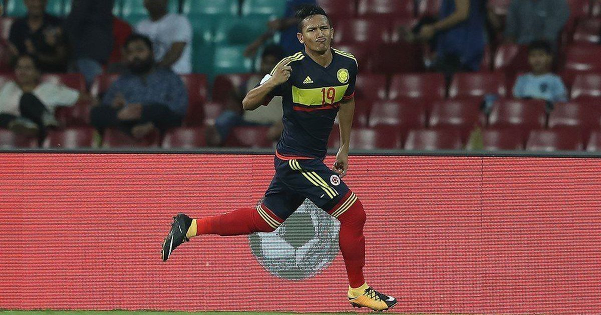 Fifa U-17 World Cup: On a dramatic night in Group A, Colombia reverse USA's fortunes