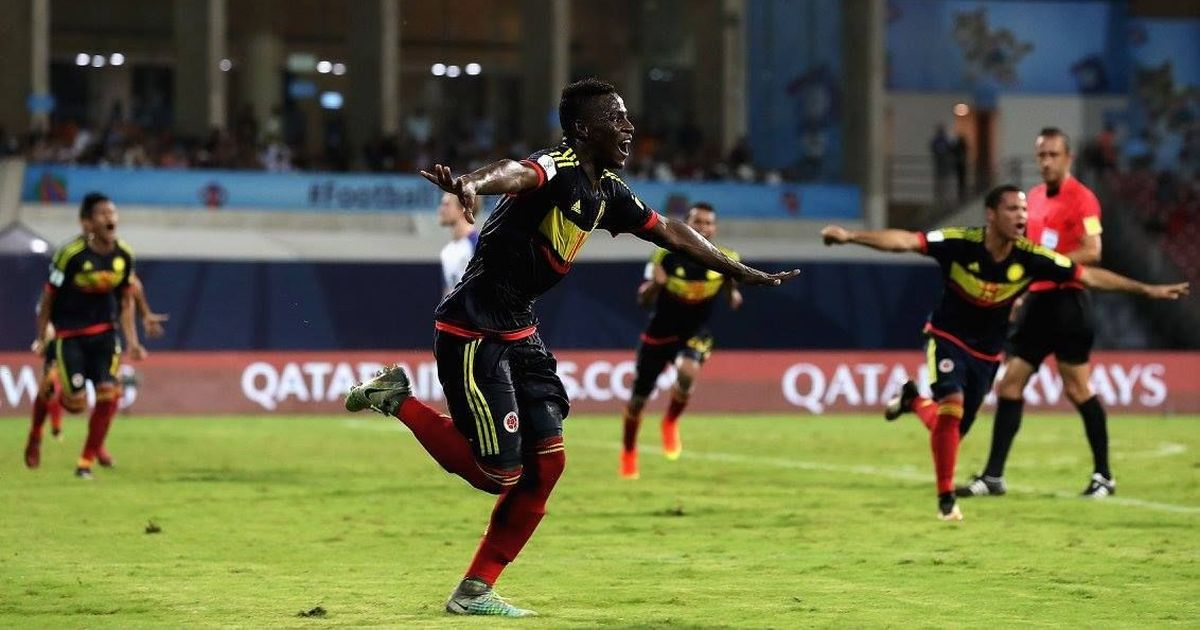 Fifa U-17 World Cup: Changing formation constantly helped Colombia top USA, says coach