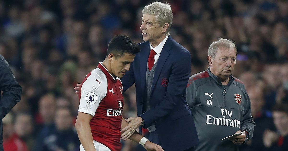 Wenger opens up over Sanchez future after Palace display
