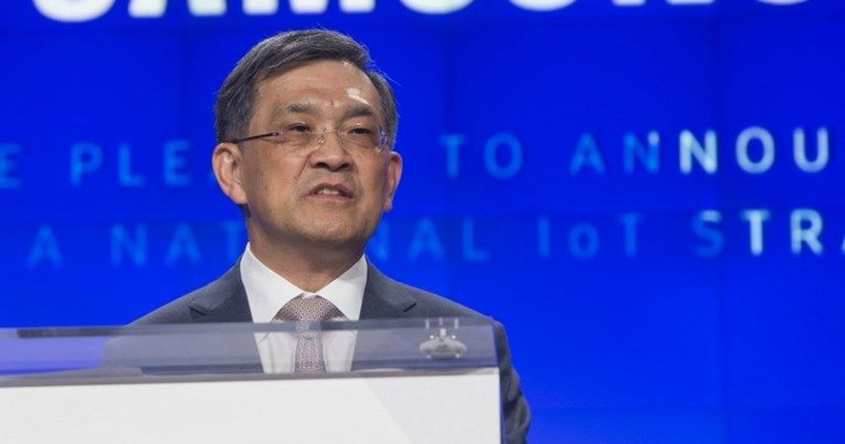 Samsung Electronics CEO Kwon Oh-hyun resigns, says company faces 'unprecedented crisis'