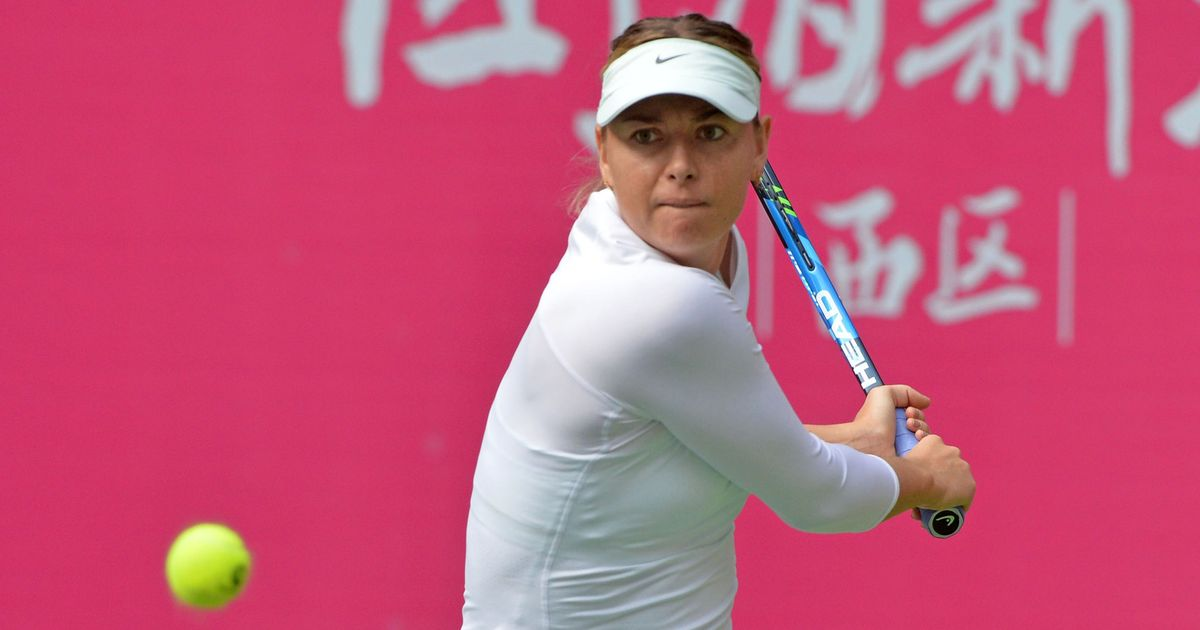 Tianjin Open: Maria Sharapova dismantles qualifier Stefanie Voegele to enter semis