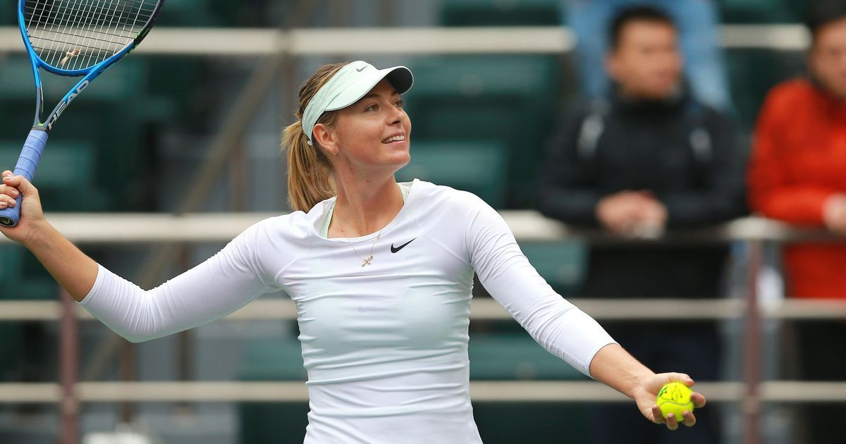Maria Sharapova withdraws from Birmingham Classic to rest ahead of Wimbledon return