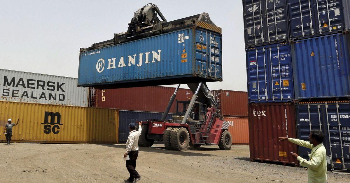 व्यापार घाटा पांच साल के सबसे ऊंचे स्तर पर पहुंचा, निर्यात में सुधार