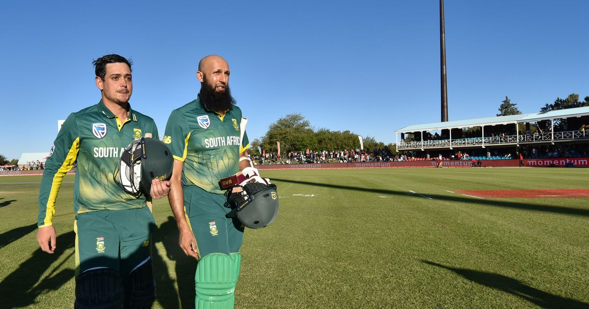 Amla, de Kock slam centuries to trump Rahim's special ton in 10-wicket win for South Africa