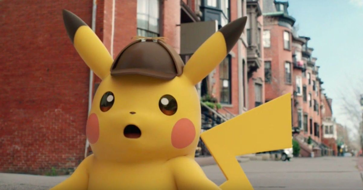 Detective Pikachu Movie Starts Filming In January
