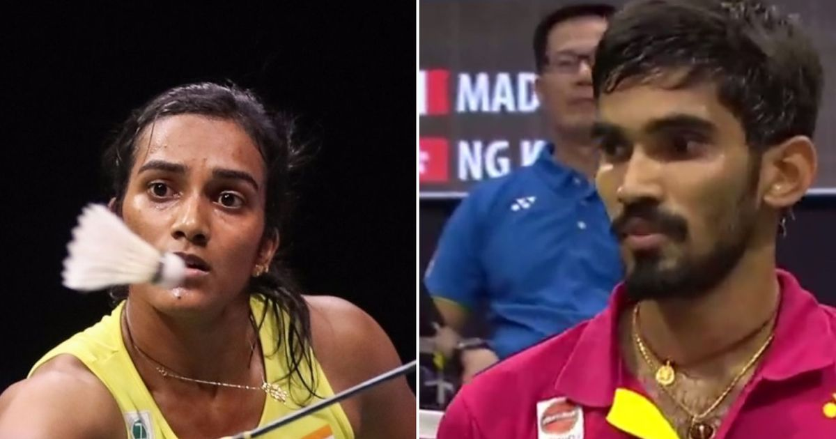 BWF World Tour Finals: Sindhu, Srikanth suffer narrow defeats in opening group matches