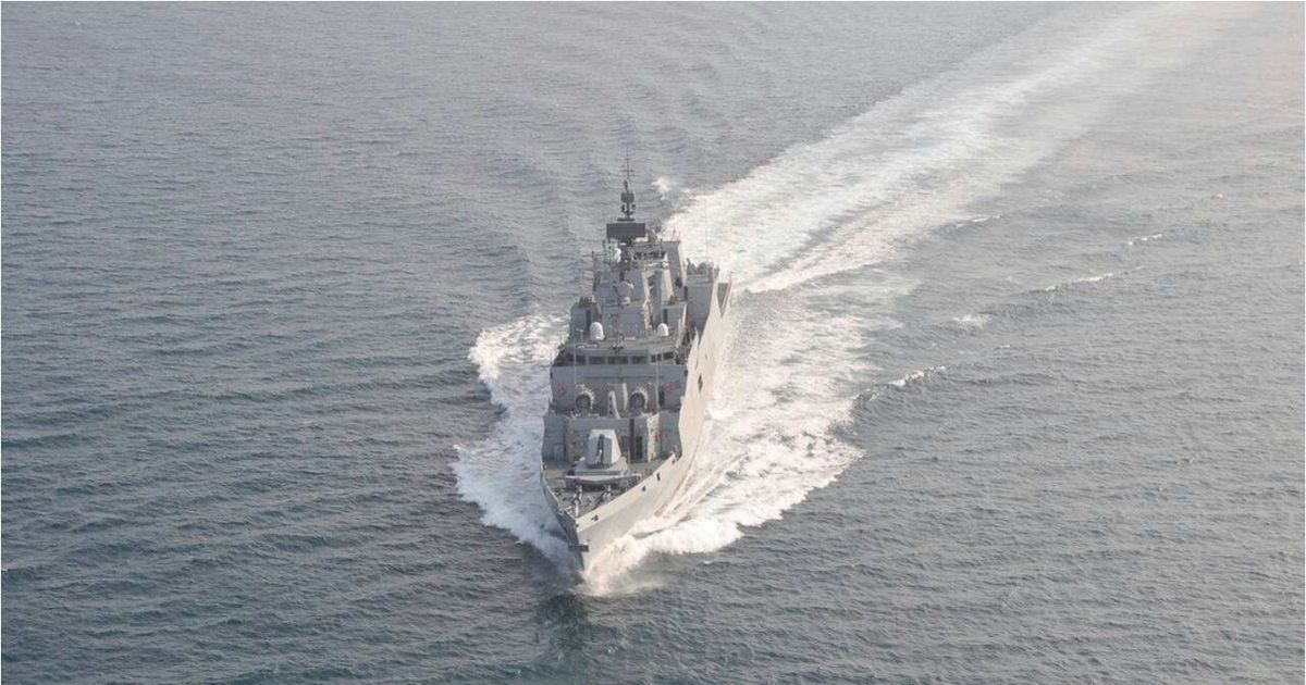 Union Defence Minister Nirmala Sitharaman commissions INS Kiltan to Indian Navy