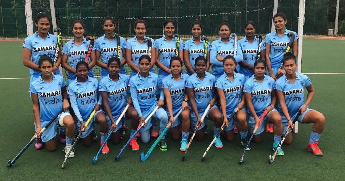 हॉकी : एशिया कप में भारतीय महिला टीम की लगातार दूसरी जीत, चीन को 4-1 से हराया