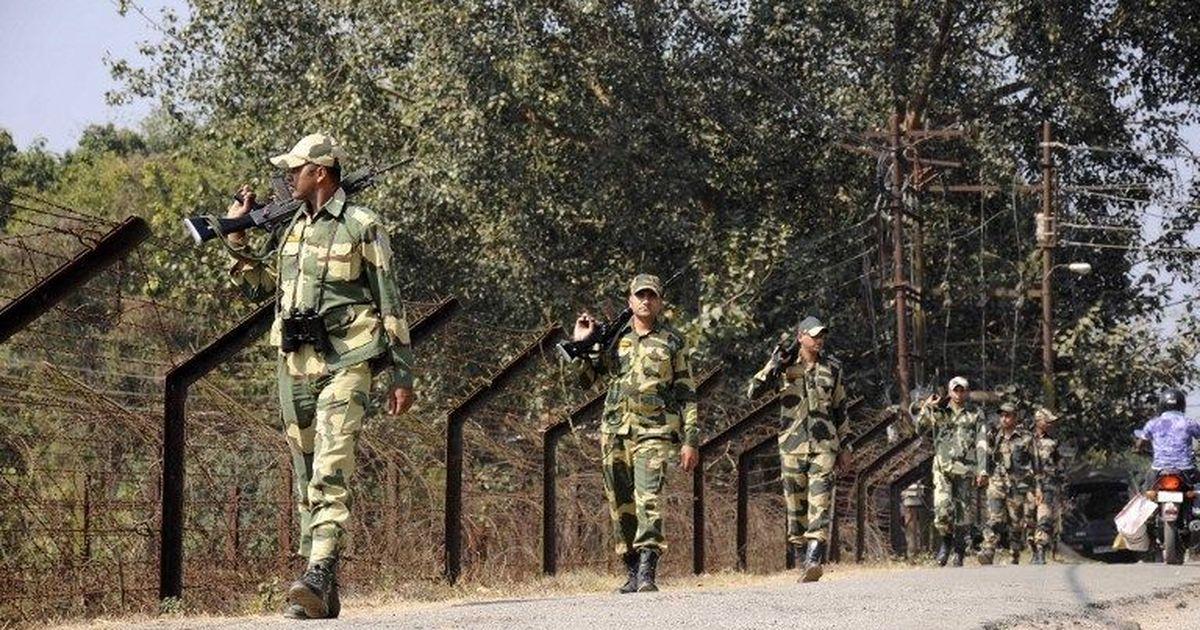 जम्मू-कश्मीर : सीमा पार से हुई गोलाबारी में बीएसएफ का जवान शहीद