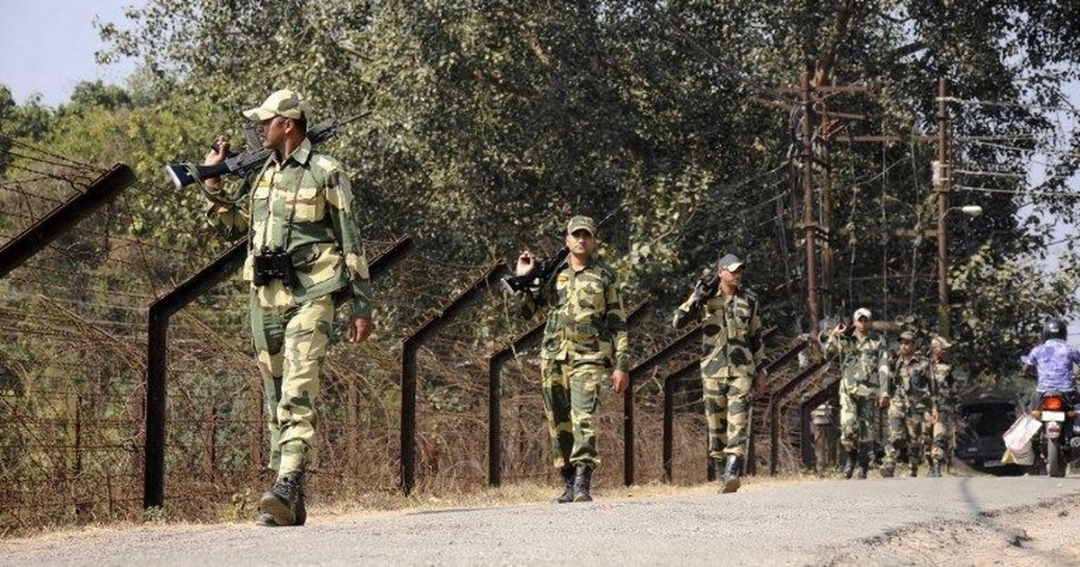 BSF commandant injured by cattle smugglers""