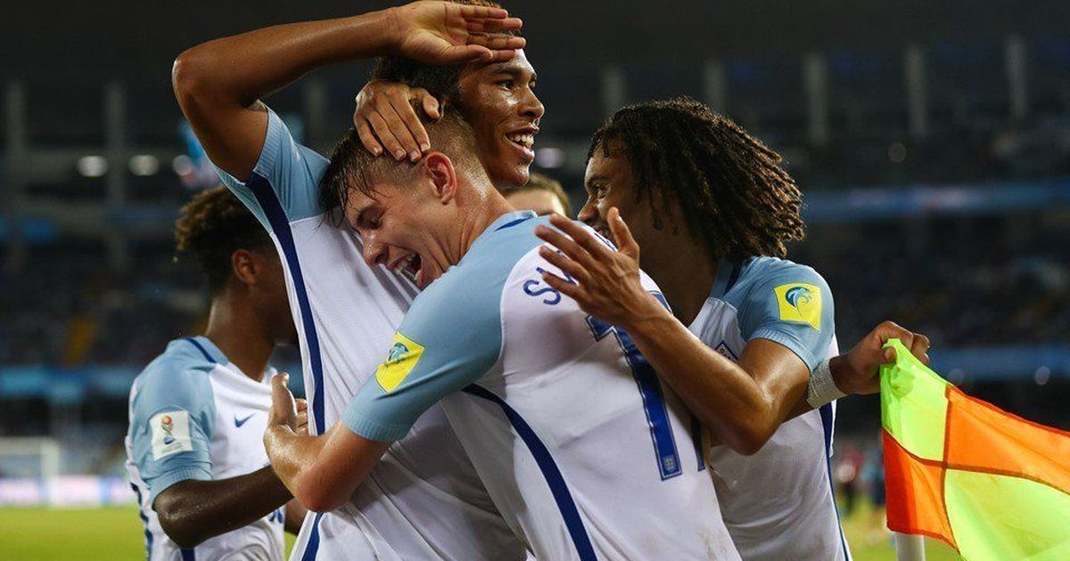 U.S.  to face England in Under-17 World Cup quarterfinals