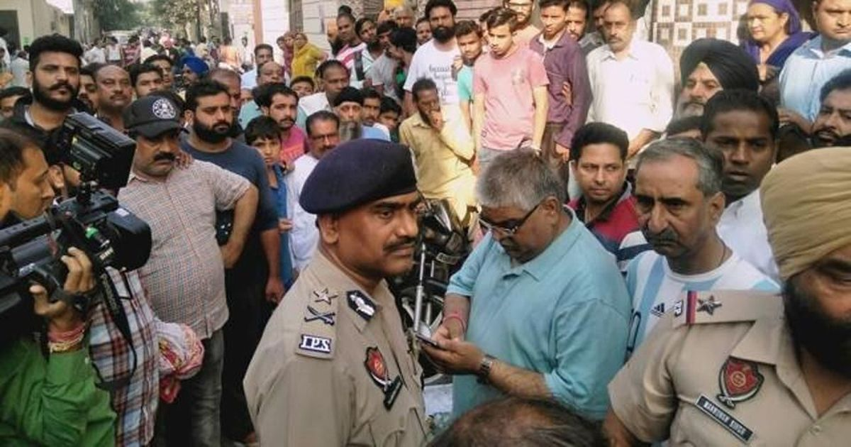RSS leader Ravinder Gosai shot dead by unidentified gunmen in Ludhiana
