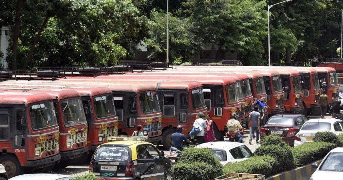 Maharashtra state transport workers begin strike ahead of Diwali holiday, demand pay hike