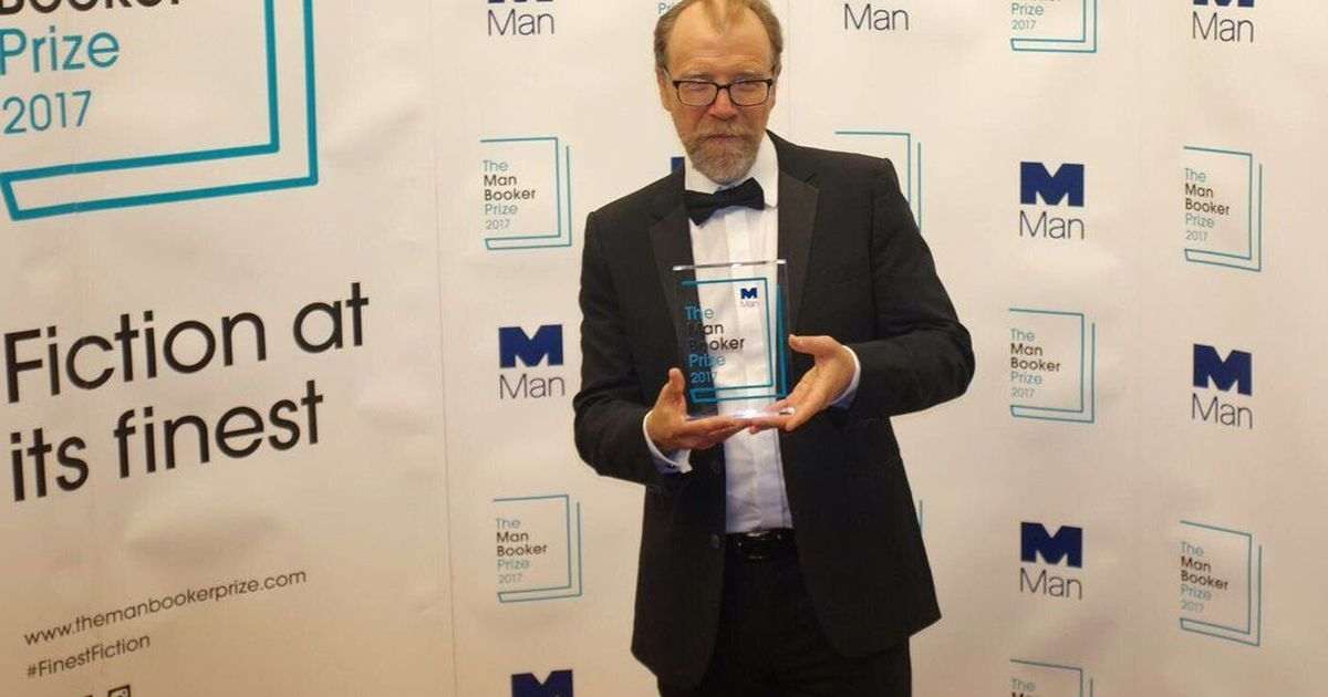 George Saunders wins Man Booker Prize 2017 for his novel 'Lincoln in the Bardo'