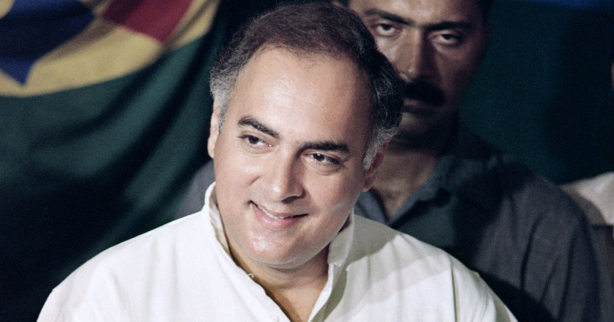 Rajiv Gandhi assassination case: Former CBI officer says he omitted parts of convict's statement