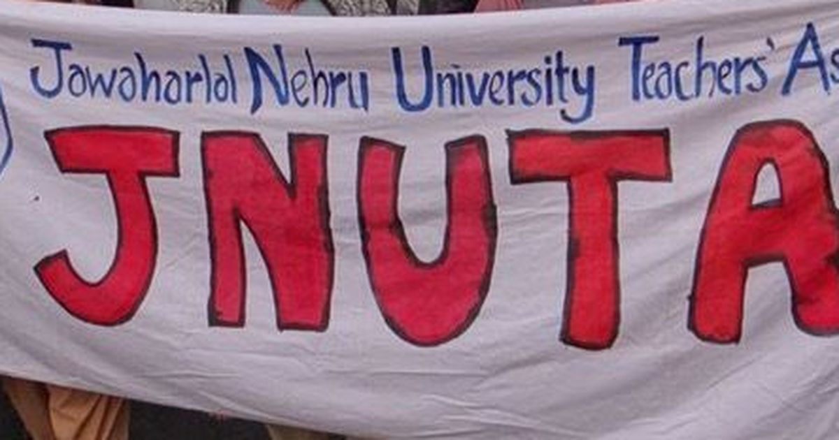 JNU Teachers' Association to begin hunger strike against removal of faculty members