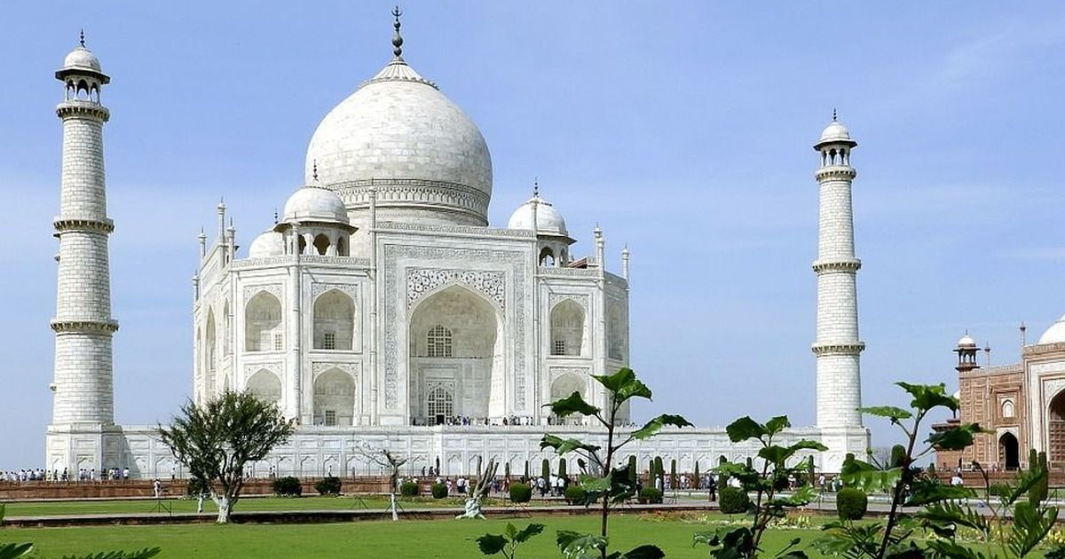 taj mahal Tourist attractions