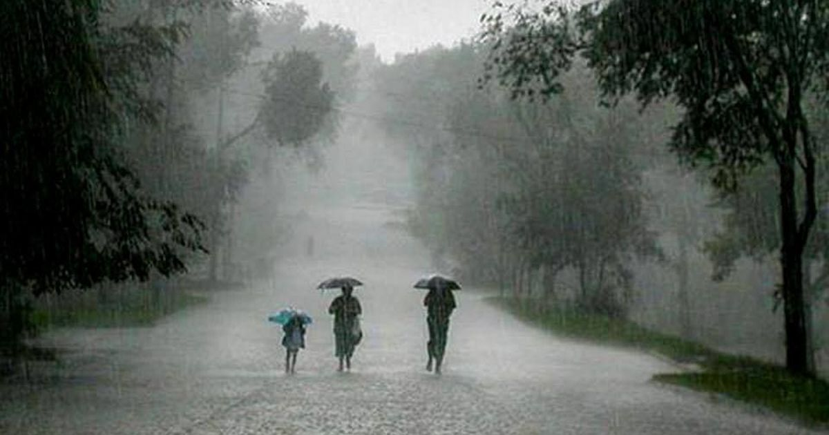 IMD warns of heavy rain on eastern coast because of depression over Bay of Bengal