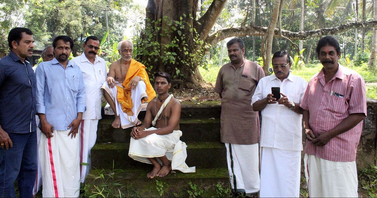 'For Brahmins only': Ezhava priest accuses Kerala temple board of caste discrimination in Sabarimala