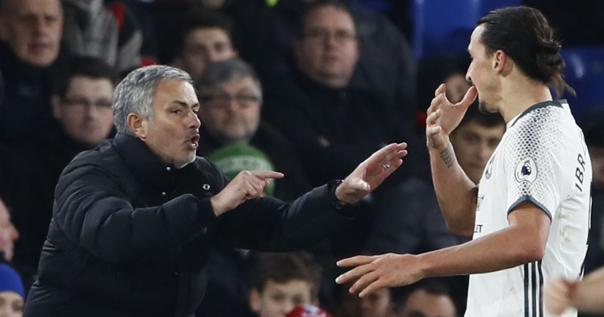 Mourinho to play Champions League tie without Zlatan to keep him fresh for Manchester derby