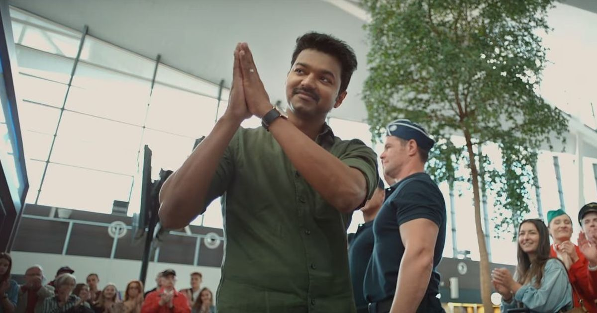 Actor Vijay thanks fans and the film industry for standing by 'Mersal'