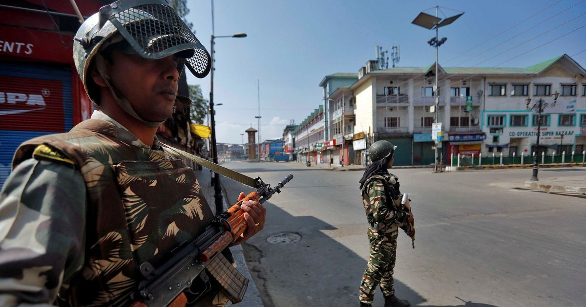 Srinagar: Security forces diffuse device planted near city, second in two days