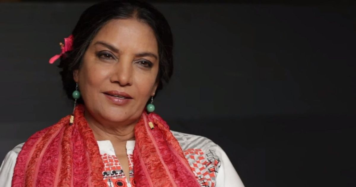 Screen legend Shabana Azmi on what keeps her going: 'Cinema is changing and I'm very excited'