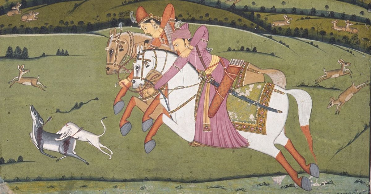 Even in ancient India, the state was usually at war with the forest and its inhabitants
