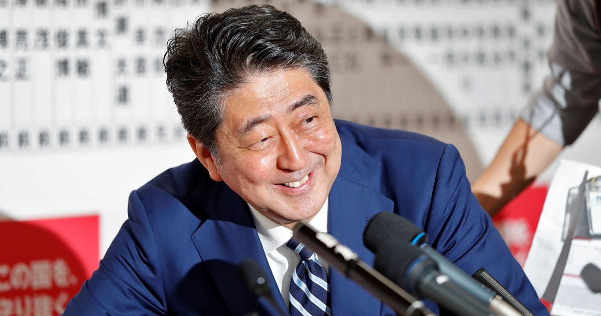 Japan Prime Minister Shinzo Abe resigns because of deteriorating health