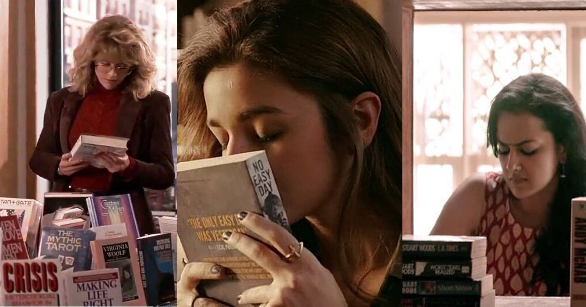 What are movie characters reading these days? A Twitter account has some answers and insights