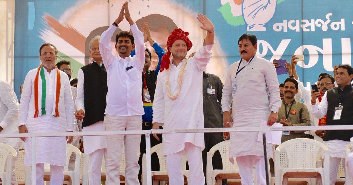 'GST is actually Gabbar Singh Tax', says Rahul Gandhi in Gujarat