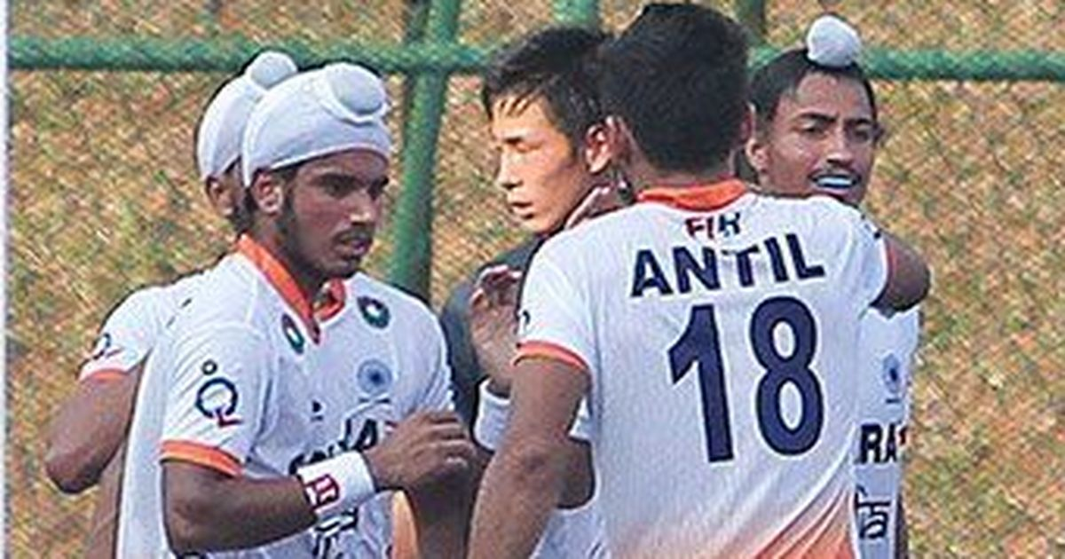 Sultan of Johor Cup: Dilpreet Singh brace powers India juniors to 2-1 win over Malaysia