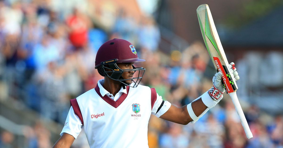 Chase, Brathwaite star as West Indies take commanding lead in first Test against Zimbabwe