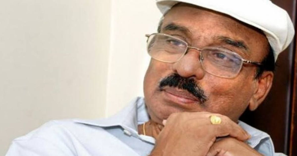 IV Sasi, director of Chiru's Kaali, passes away
