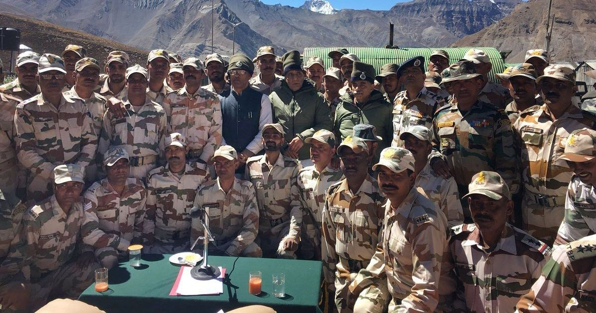 Centre Mulls Building 50 More Outposts At India-China Border