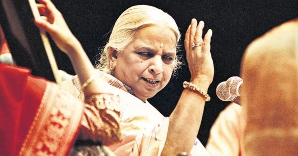 Girija Devi (1929-2017): Banaras gharana singer renowned for her superlative thumri renditions