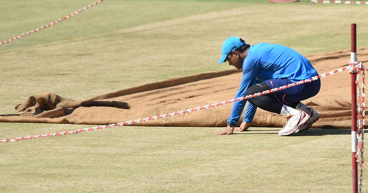 Pune pitch curator to be suspended for giving out information