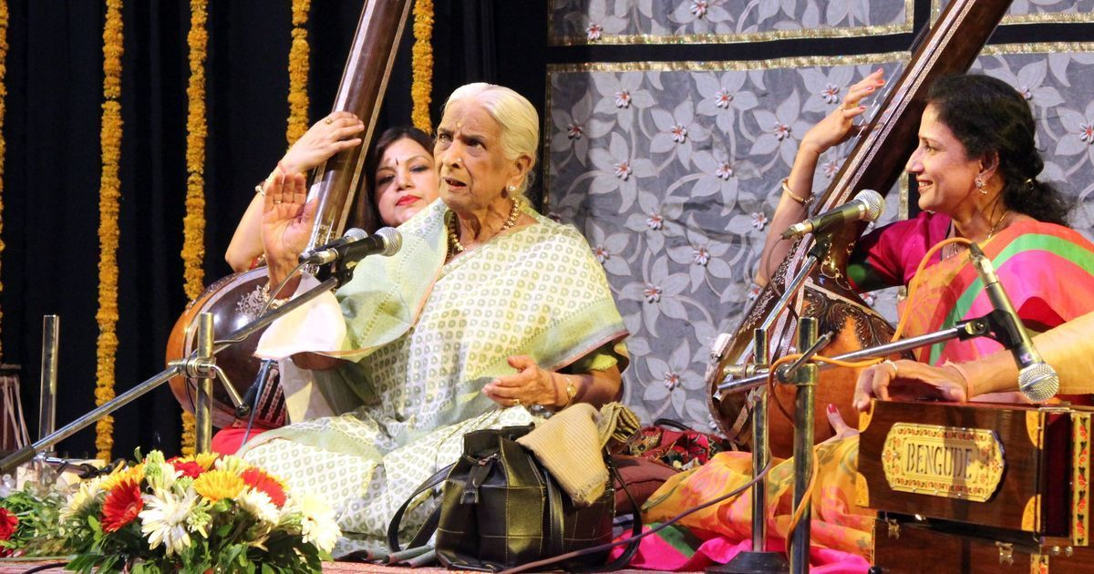 Without these three factors, we may have never known the ethereal voice of Girija Devi
