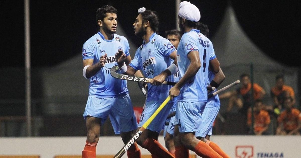 India thrash U.S. 22-0 in Sultan of Johor Cup hockey tournament